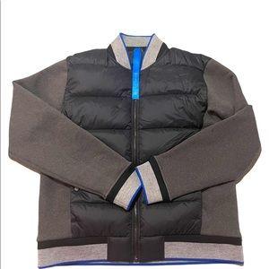 Kit & Ace Down Filled bomber jacket